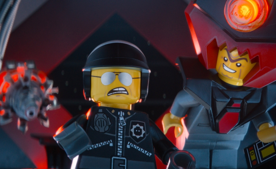 The Lego Movie: art, toy commercial, or both?