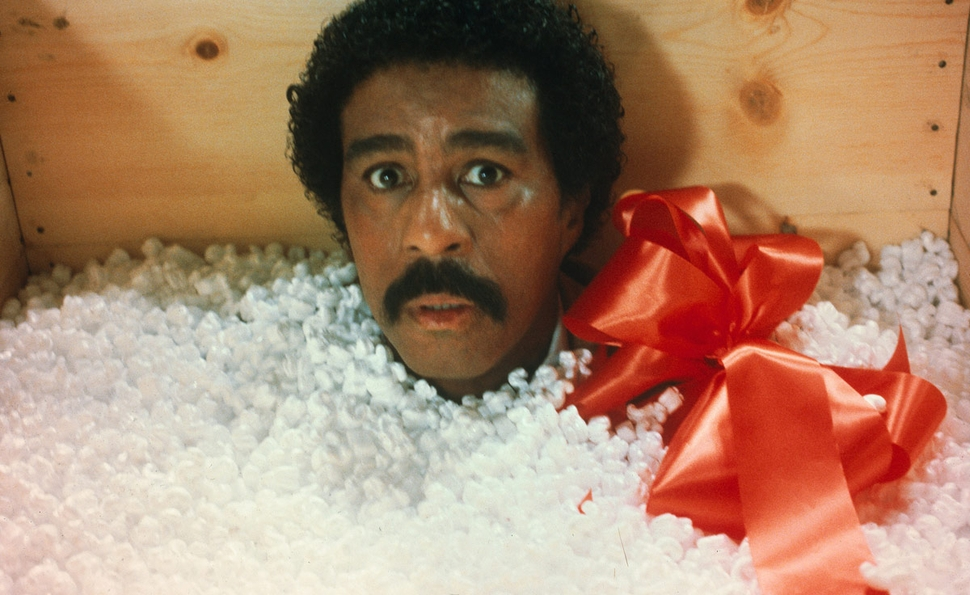 The Toy Fancy Bates The toy gave richard pryor his